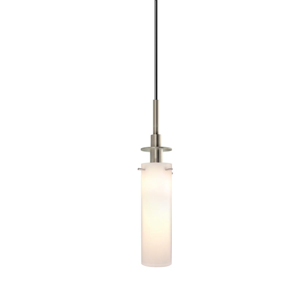 Sonneman 3030.13 Candle 1-Light Pendant in Satin Nickel