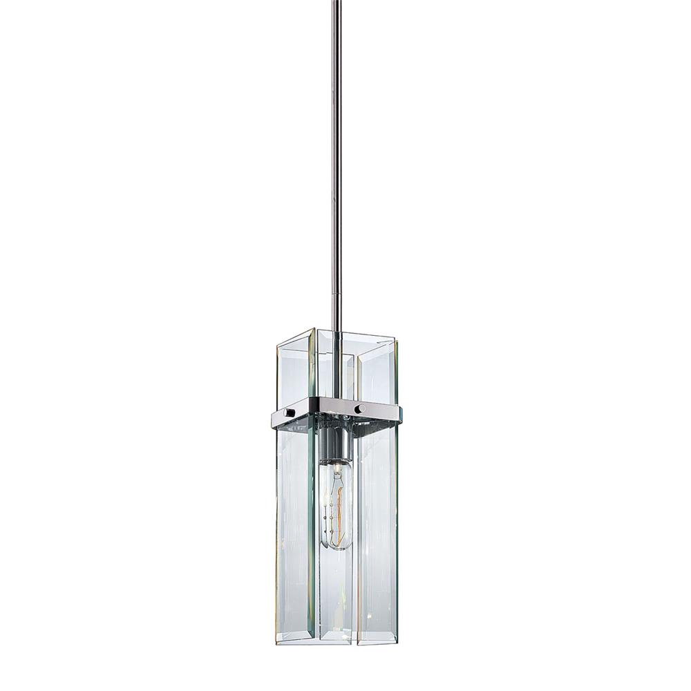 Sonneman 4281.01 Mercer Street Pendant in Polished Chrome