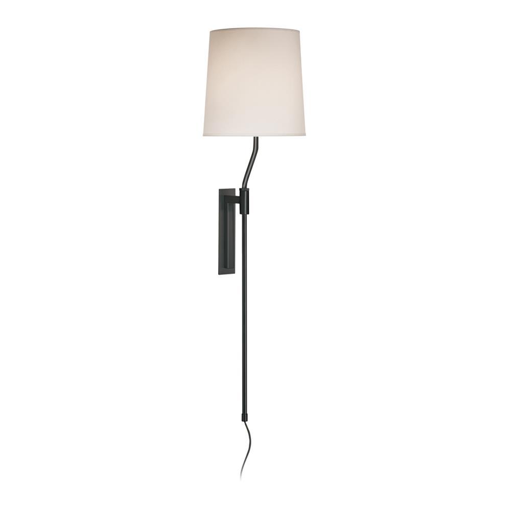 Sonneman 7009.51 Palo Wall Lamp in Black Brass