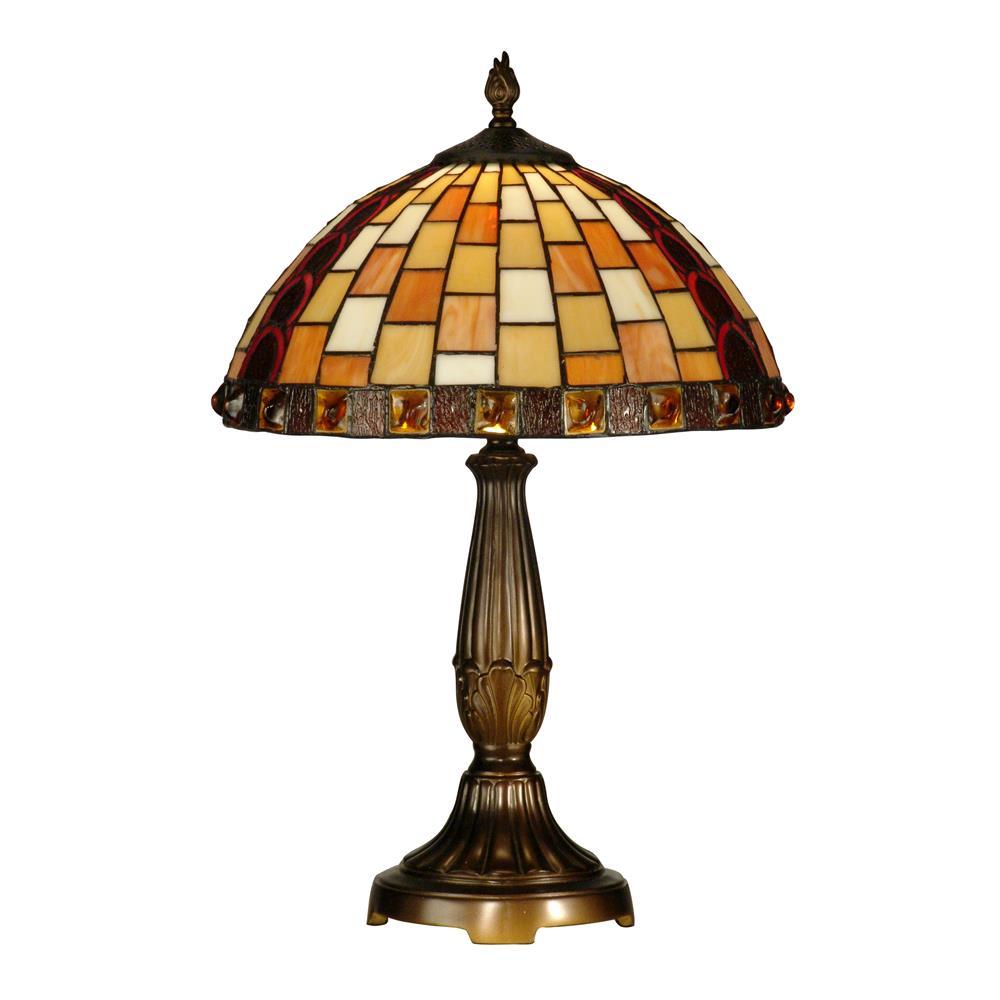Springdale Lighting FTT10020 Baroque Table Lamp