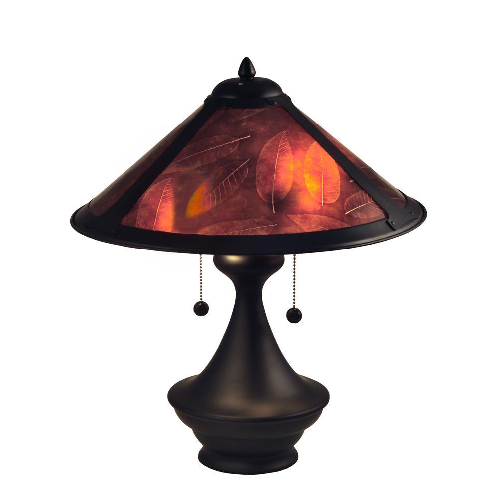 Springdale Lighting STT15001 Chalton Mica Table Lamp