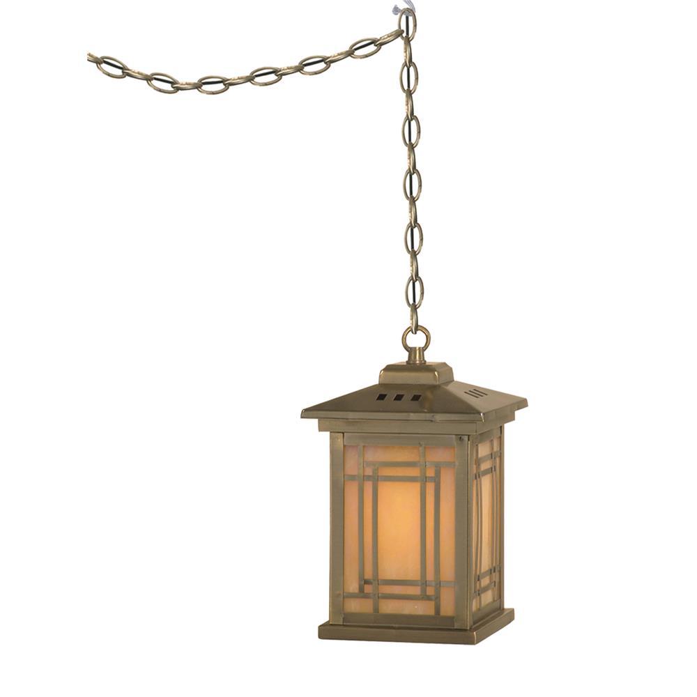 Springdale Lighting TH10890 Mission Lantern Mini Pendant