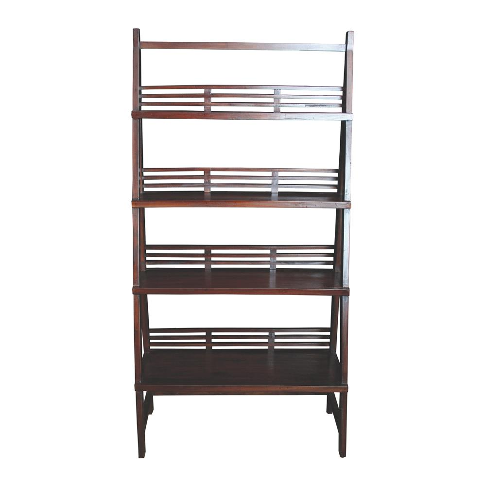 Sterling Industries 6500801 Shelves In Mahogany