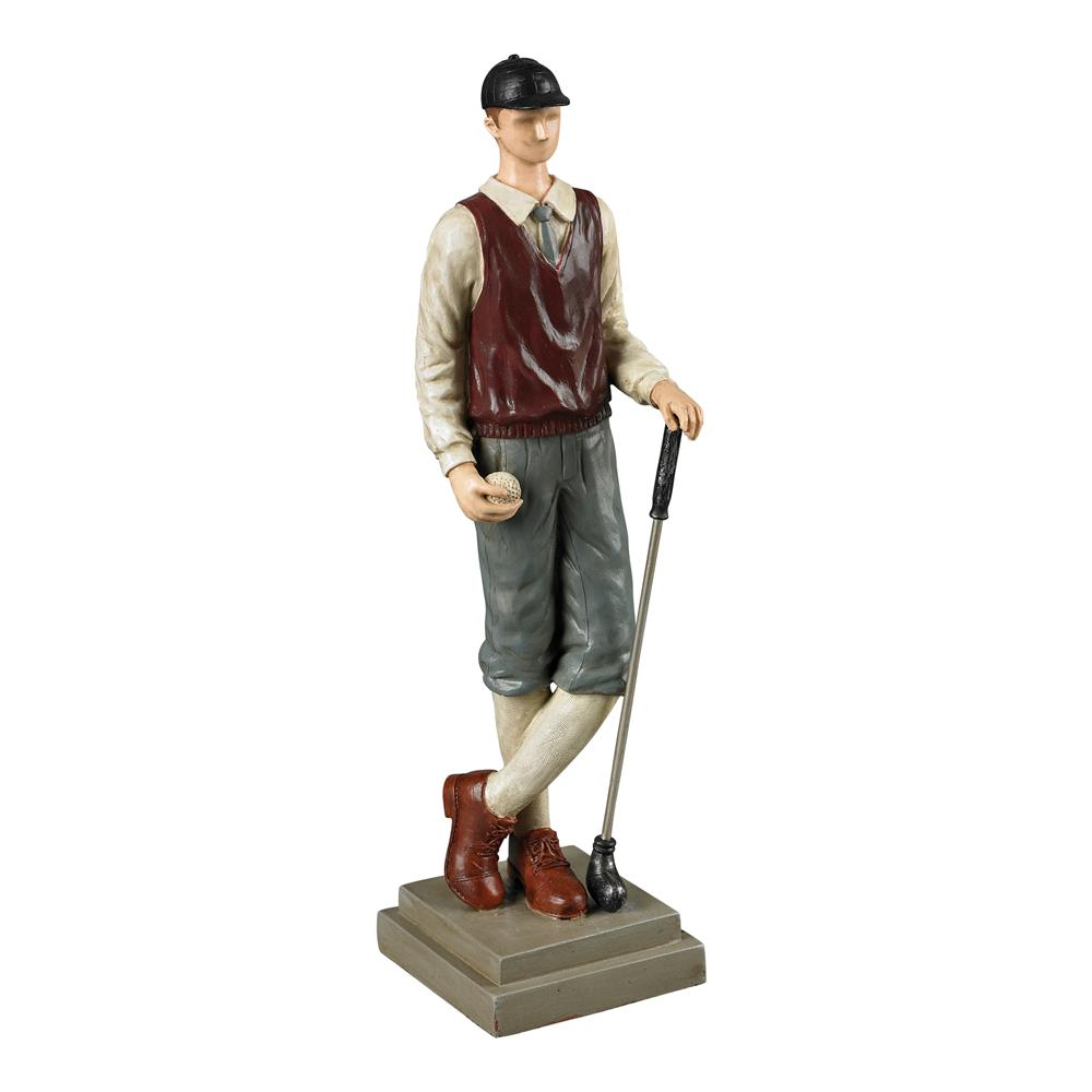 Sterling Industries 93-19329 Golfer Statuary