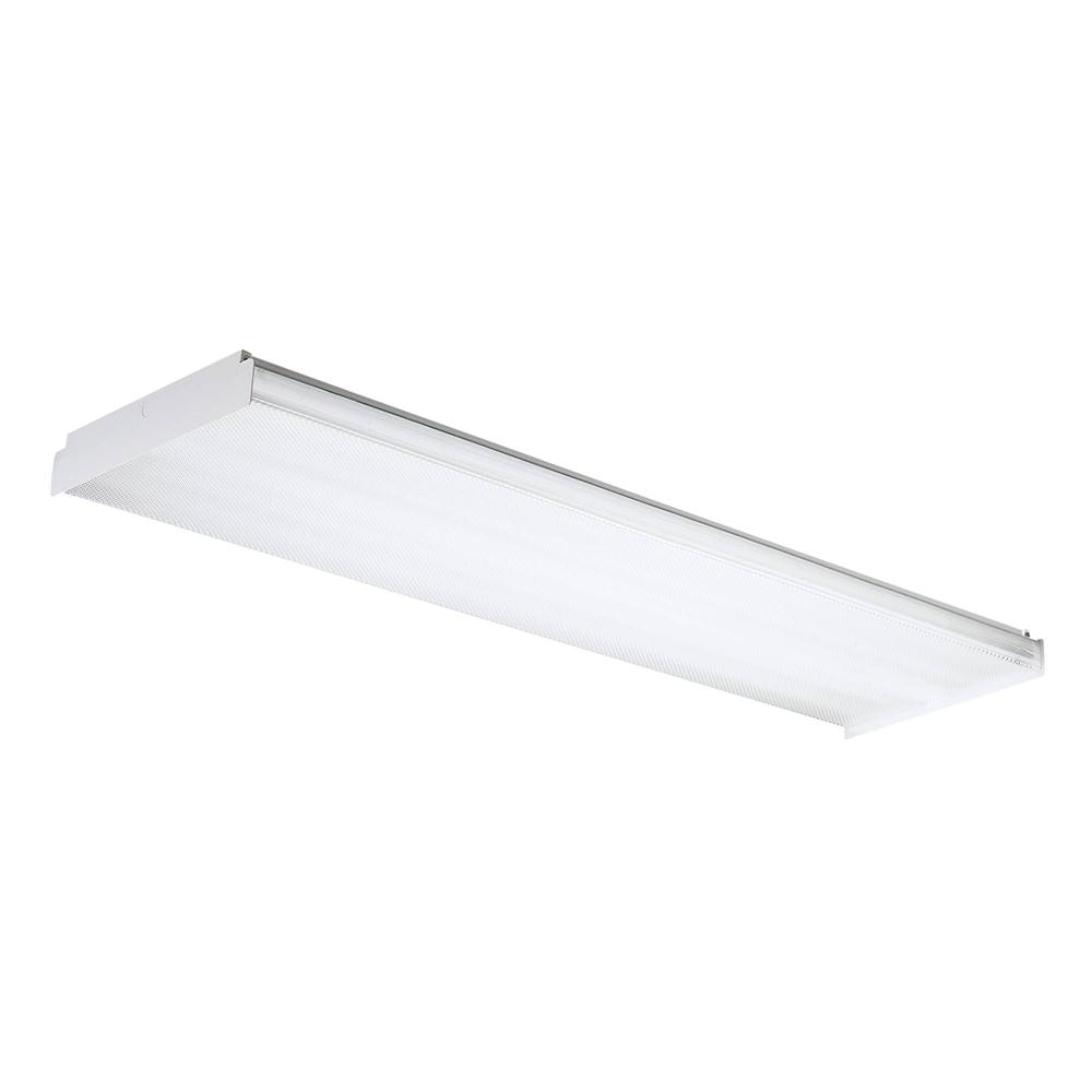 Thomas Lighting FWN432EB Indoor Fluorescent 4-light Utility in No