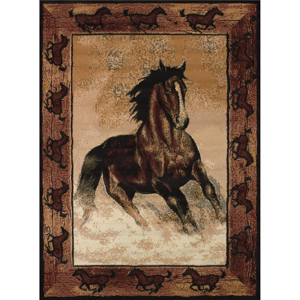 LEGENDS STALLION BORDER 910 06930 Black 5