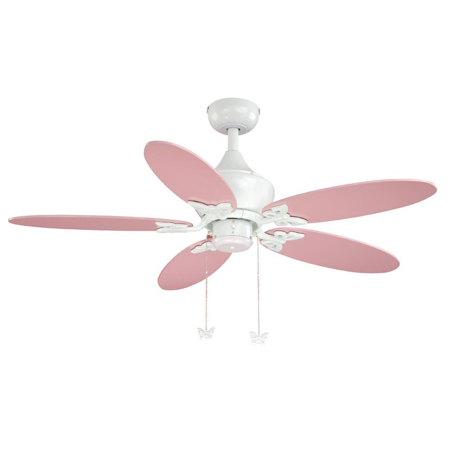 "Vaxcel Lighting FN44322W Alice 44"" Ceiling Fan White"