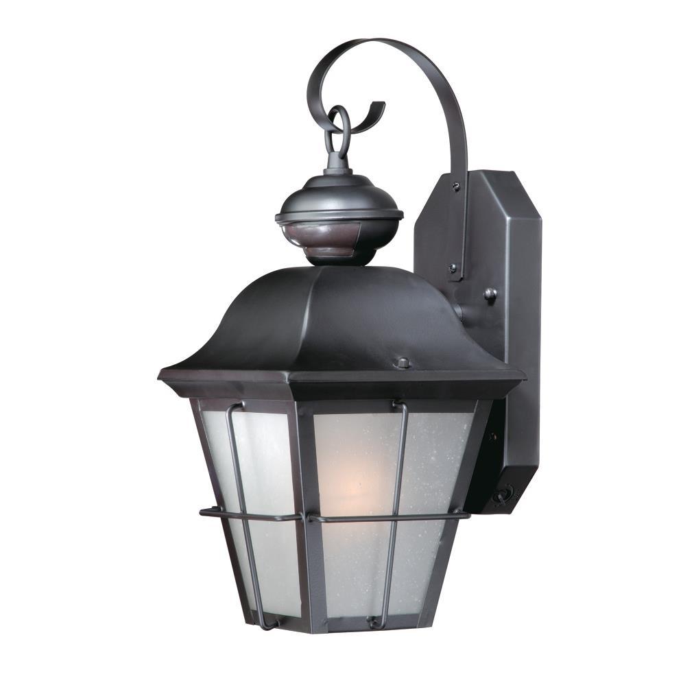 Outdoor Wall Light With Sensor: Flood / Security / Motion Sensor Lights