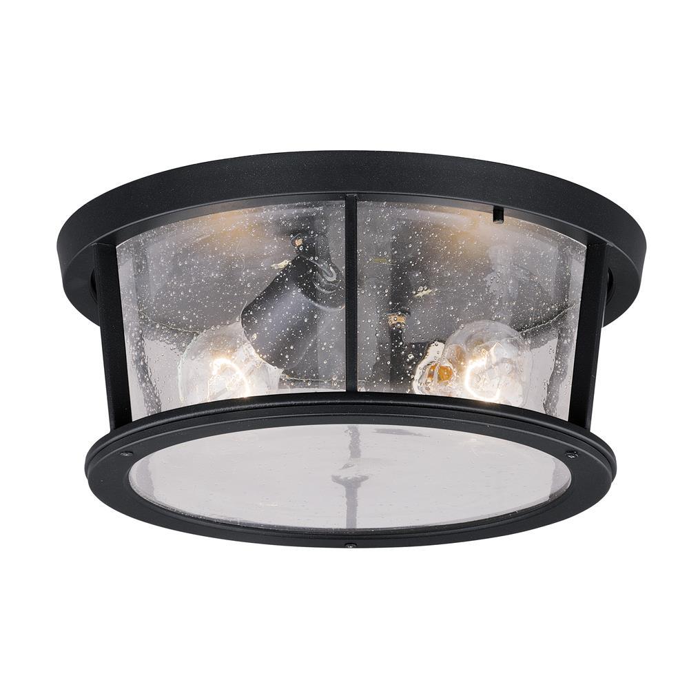Outdoor Flush / Semi Flush Mount Ceiling Lighting Style: Traditional ...