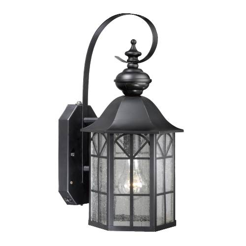 Vaxcel Lighting SR53128OR Tudor 7 in. Outdoor Smart Light Wall Sconce in Oil Rubbed Bronze