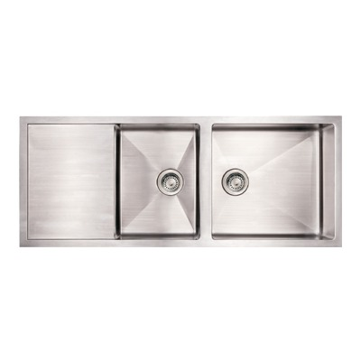 ... Under-mount Stainless Steel Kitchen Sink with Drain board - WHNCMD5221