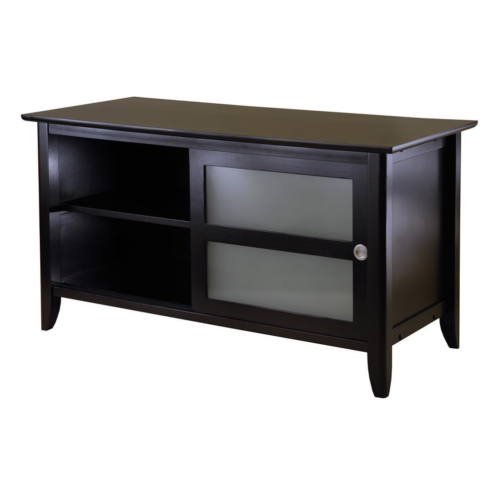 Winsome 92445 Syrah TV Stand in DarkEspresso