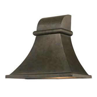 World Imports Dark Sky Revere 61318-06 1 lt outdoor ADA wall sconce