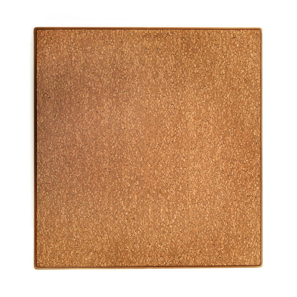 "Anji Mountain AMB26003 Cork Chairmat (42"" x 44"" (no lip)"