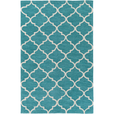 Artistic Weavers AWHL1009 Holden Finley Teal/Ivory 5