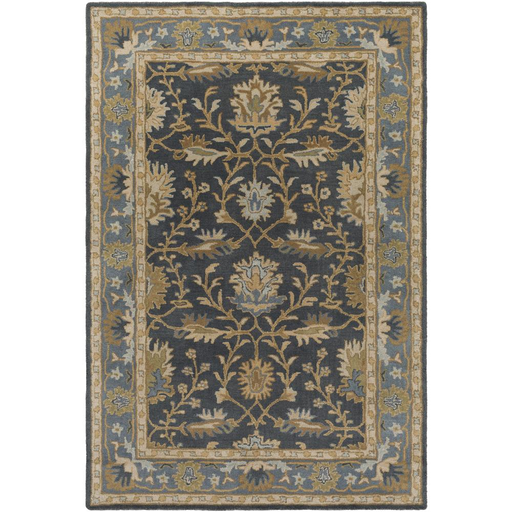Artistic Weavers AWMD2100 Middleton Savannah Navy/Light Blue 2