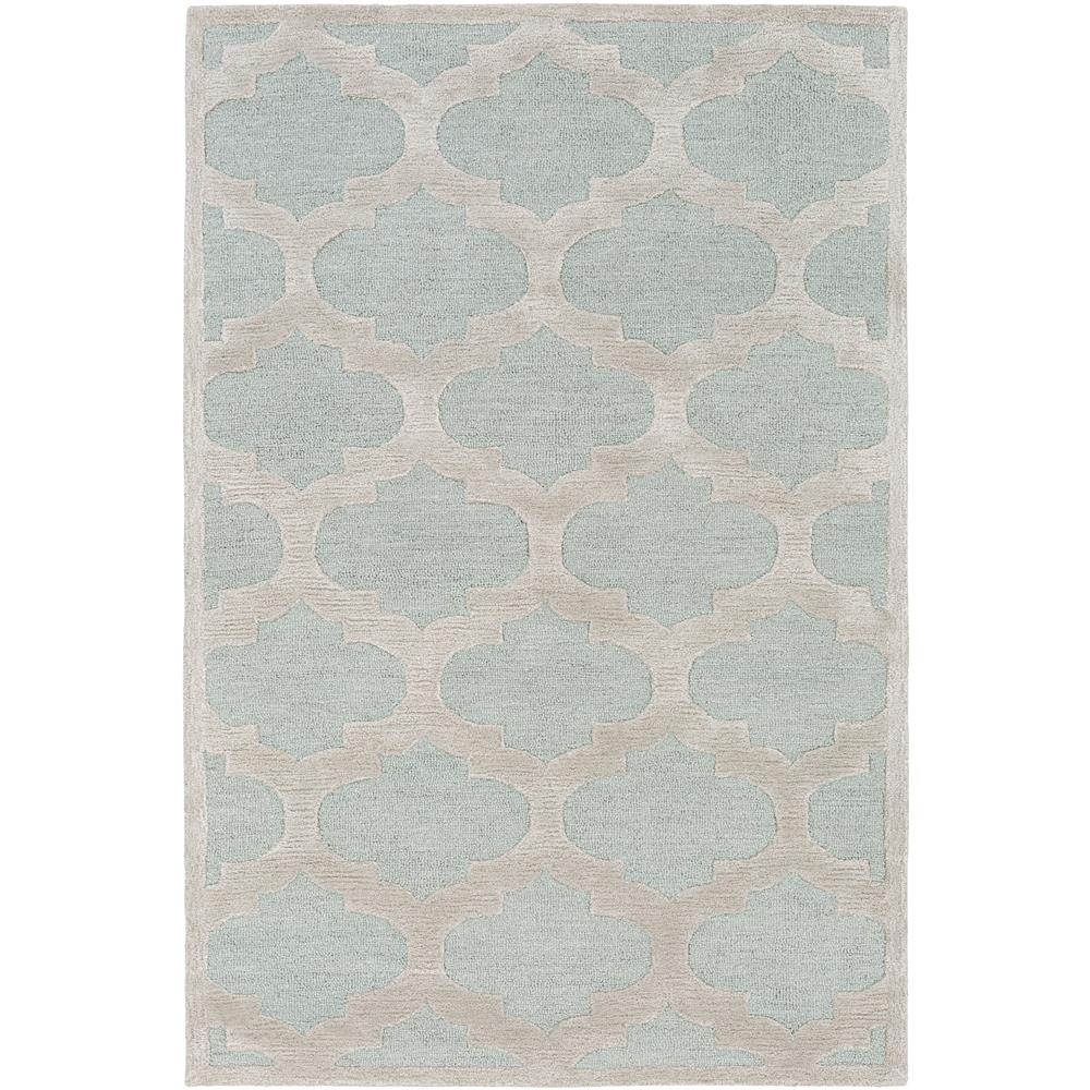Artistic Weavers AWRS2122 Arise Hadley Light Blue/Gray 2