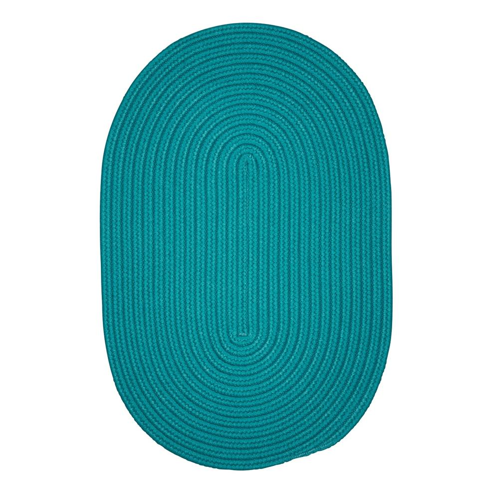 Colonial Mills BR50A015X015X Boca Raton - Teal Chair Pad (single)