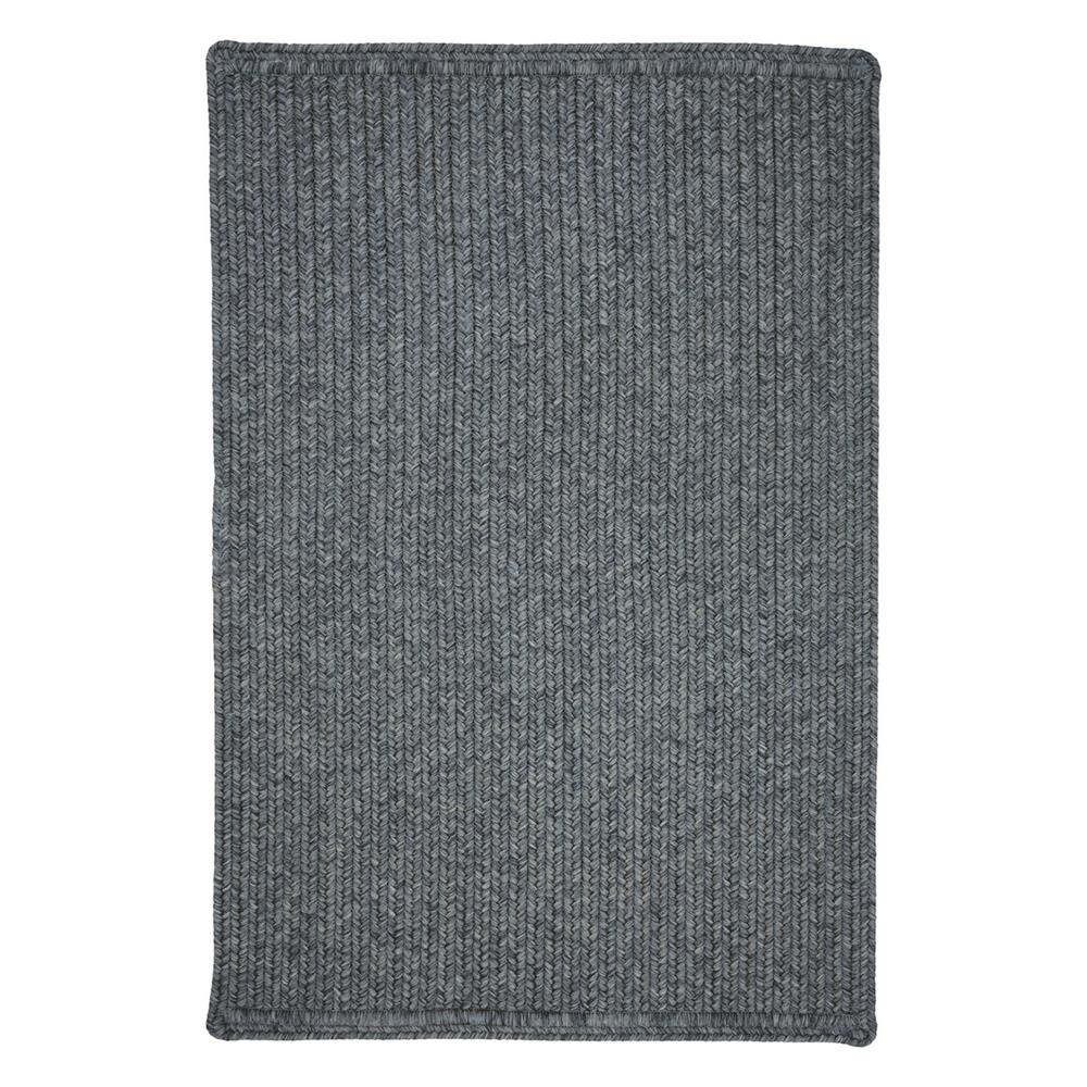 "Homespice Décor 341785 20"" x 30"" Granite Indoor/Outdoor Braided Mat"