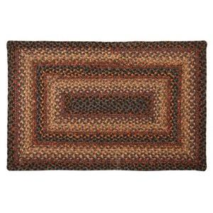 "Homespice Décor 453099 20"" x 30"" Enigma Cotton Braided Rug"