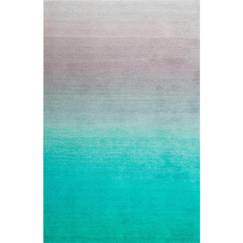 Nuloom Crandall Turquoise 7 Ft 10 In X 9 Ft 6 In Area: NuLoom HJOS02A-508 Turquoise Area Rug