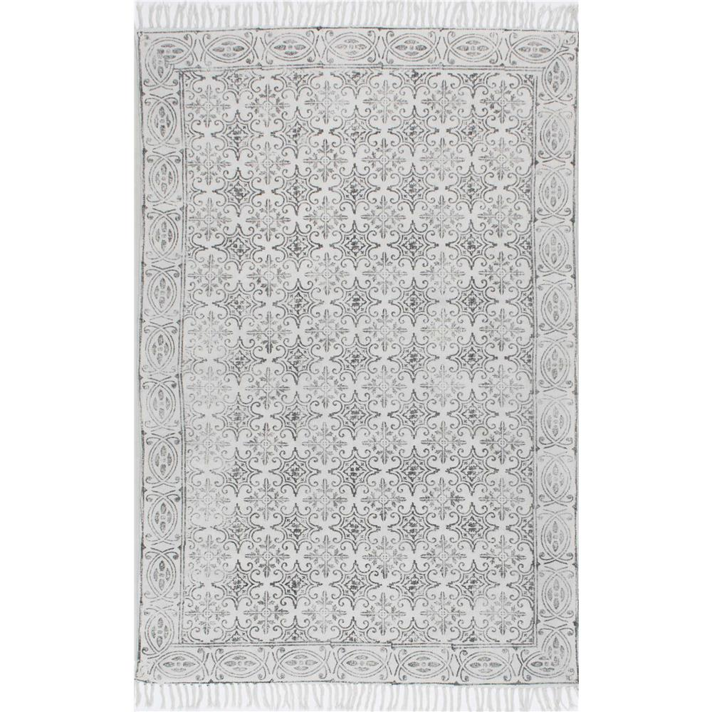 nuLoom RACH03A-508 Off White Area Rug