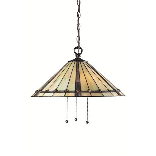 Z-Lite Z20-42-03B 3 Light Pendant in Chestnut Bronze